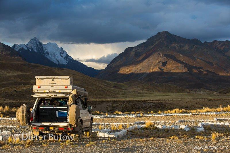 Parque Huascaran A-129