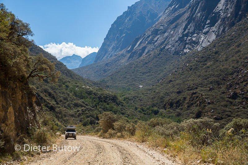 Peru Parque Huascaran Llanganuco Sector-102