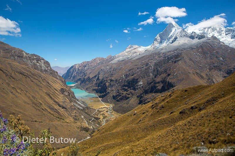 Peru Parque Huascaran Llanganuco Sector-108