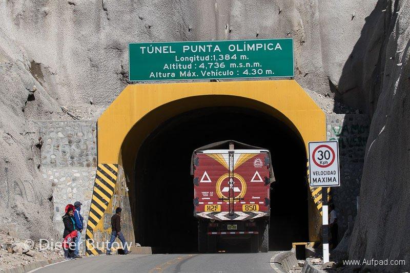 Parque Huascaran B-229