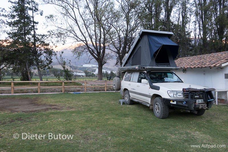 Parque Huascaran B-233