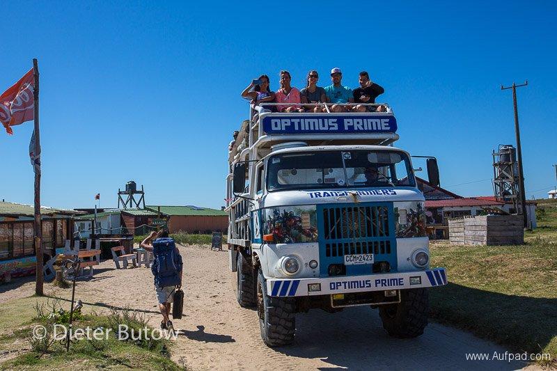 Uruguay Cabo Polonia to Atlantida-1