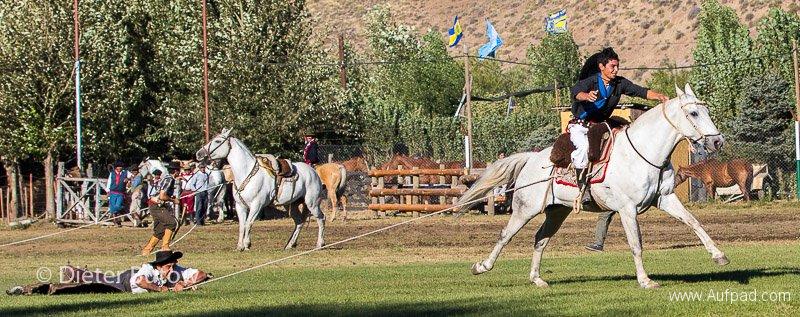 Argentina - Gauchos and Parque Lanin-11
