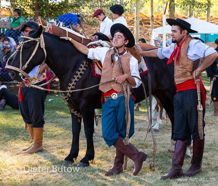 Argentina - Gauchos and Parque Lanin-13