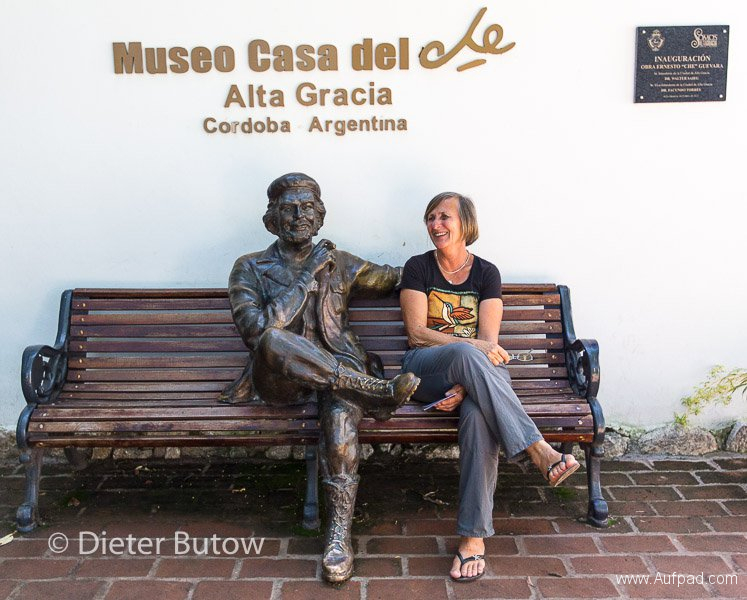 Argentina Che and Ibera-4