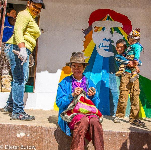 Bolivia-Ruta del Ché to Sucre-26