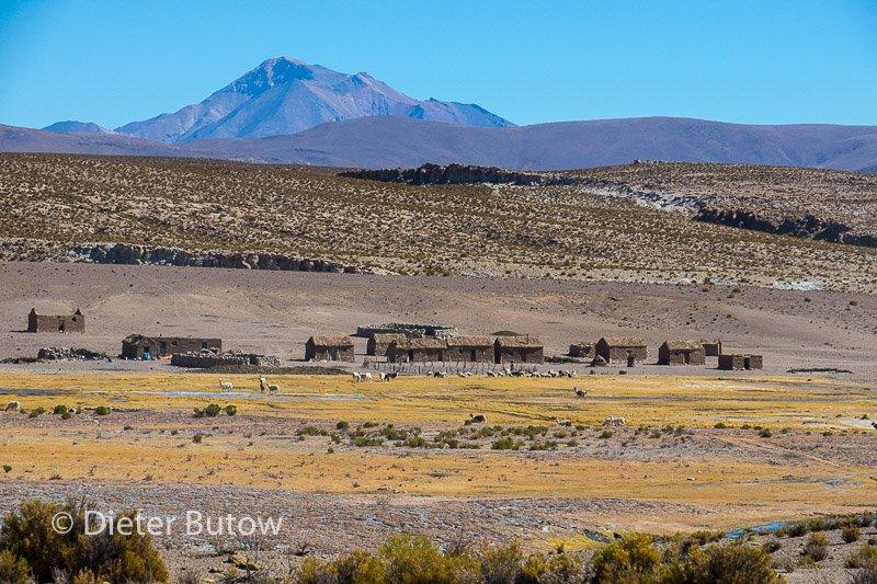 Bolivia from Ororuro to La Paz-1