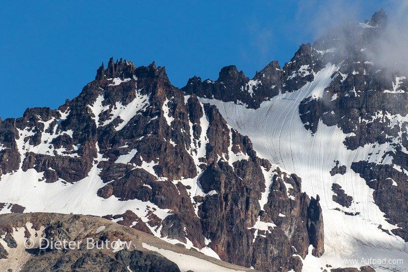 Chile Volcan Chaitén to Glaciar San Rafael-59