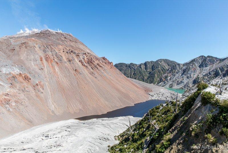 Chile Volcan Chaitén to Glaciar San Rafael-8