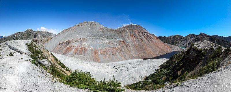 Chile Volcan Chaitén to Glaciar San Rafael-9