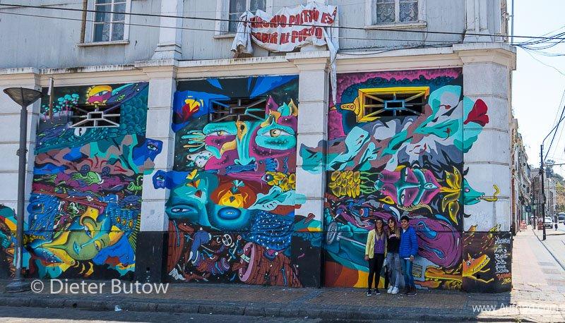 Chile Valparaiso to Siete Tazas-2