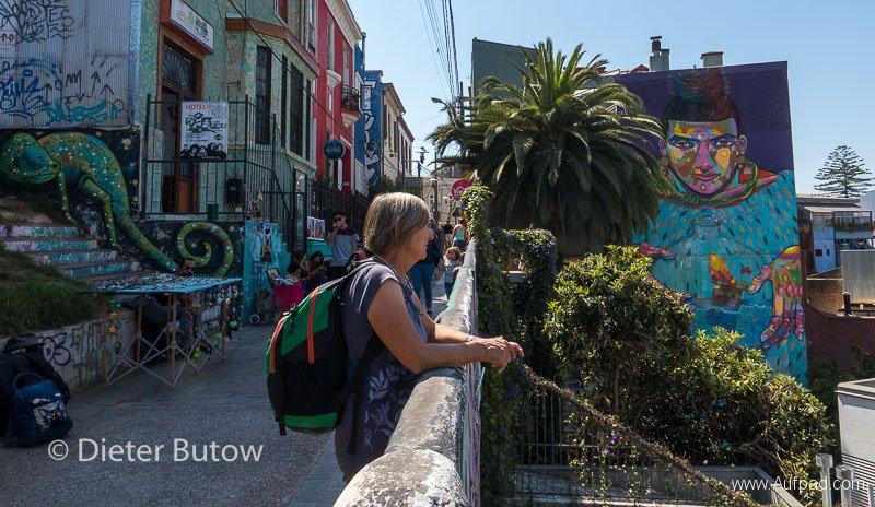 Chile Valparaiso to Siete Tazas-5