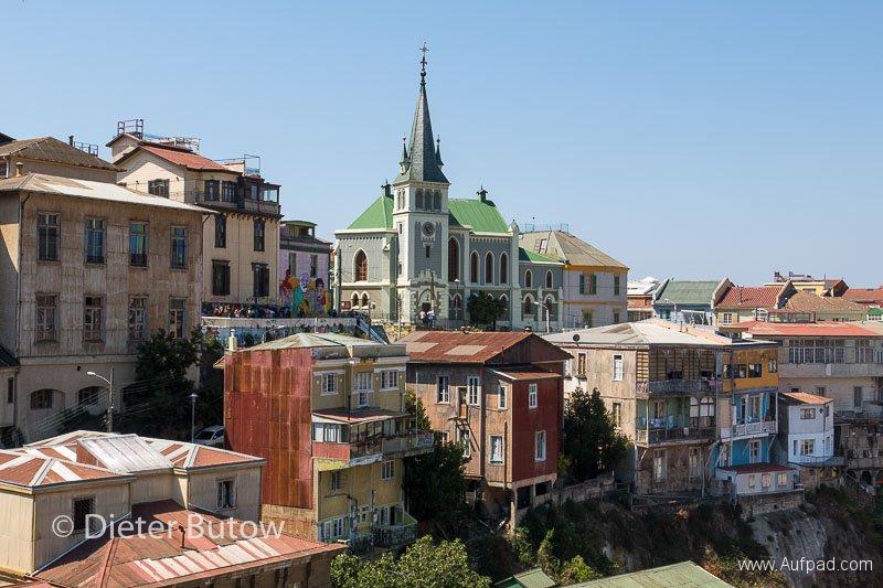 Chile Valparaiso to Siete Tazas-6