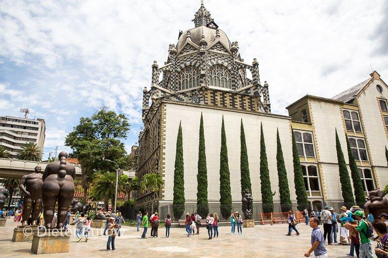 Col 6 Medellin, then via Utica to Tobia-112