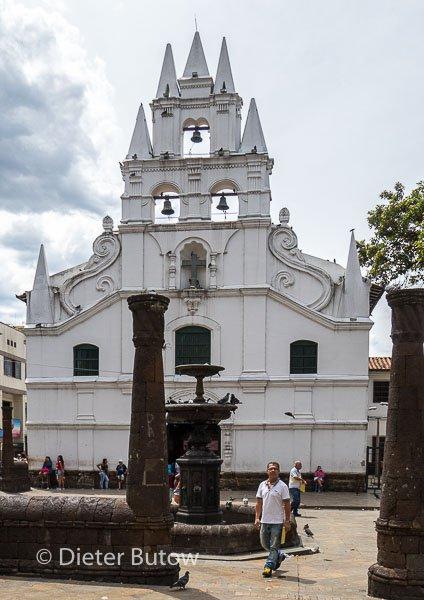 Col 6 Medellin, then via Utica to Tobia-125
