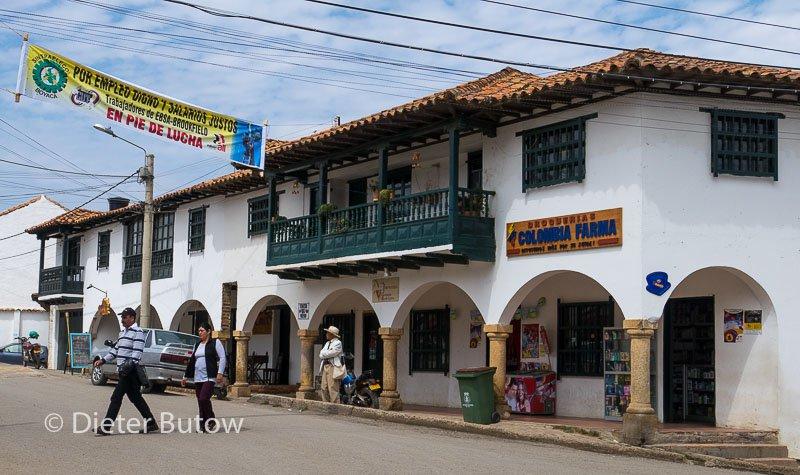 Colombia 7 Villa de Leyva and Terracotta Clay House-100