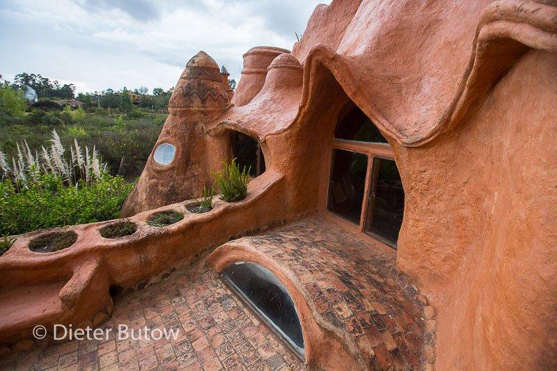 Colombia 7 Villa de Leyva and Terracotta Clay House-133