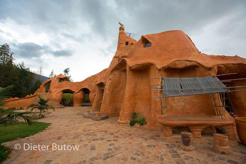 Colombia 7 Villa de Leyva and Terracotta Clay House-140