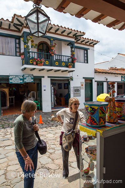 Colombia 7 Villa de Leyva and Terracotta Clay House-108