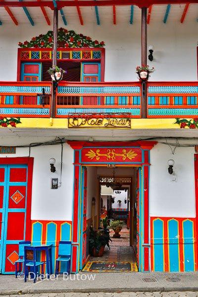 Colombia Town Jardin-26