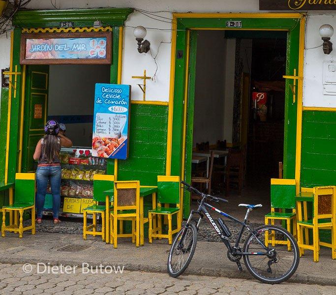 Colombia Town Jardin-27
