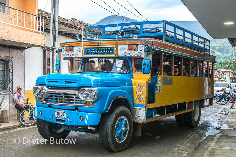 Colombia Town Jardin-63