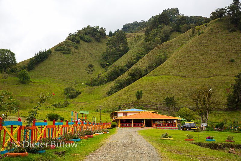 Colombia Town Jardin-9