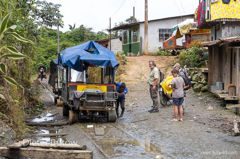 Ecuador Coast Jungle train & Tulcan-155