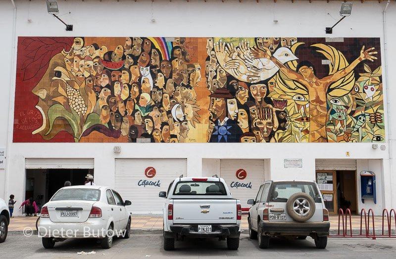 Ecuador Equator Otavalo Cotacachi-147