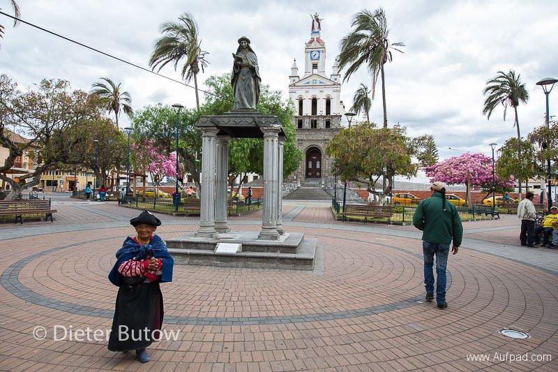 Ecuador Equator Otavalo Cotacachi-151