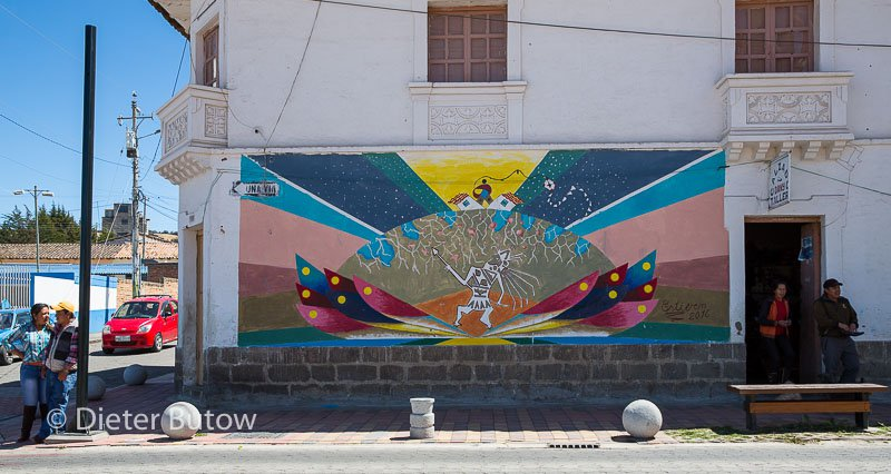 Ecuador Ibarra & El Angel & Gruta de la Paz-121