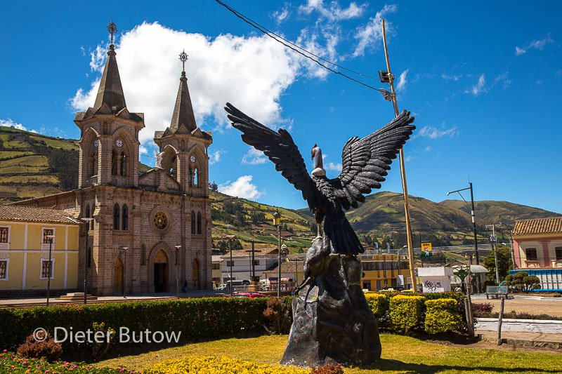 Ecuador Ibarra & El Angel & Gruta de la Paz-122