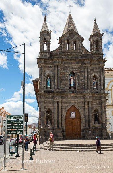 Ecuador Ibarra & El Angel & Gruta de la Paz-104