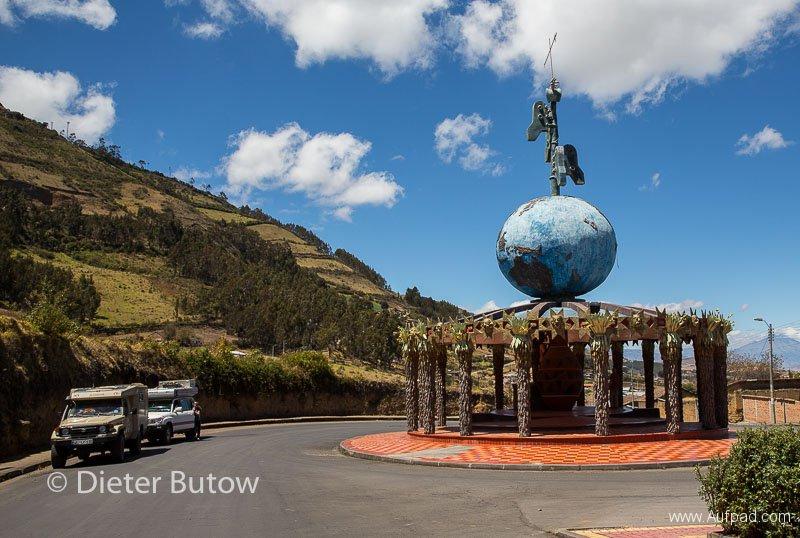 Ecuador Ibarra & El Angel & Gruta de la Paz-123