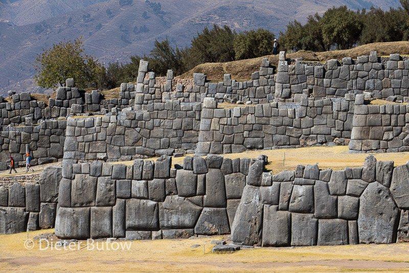 Peru Cusco and Saqsaywaman Ruins-1