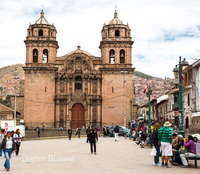 Peru Cusco and Saqsaywaman Ruins-10