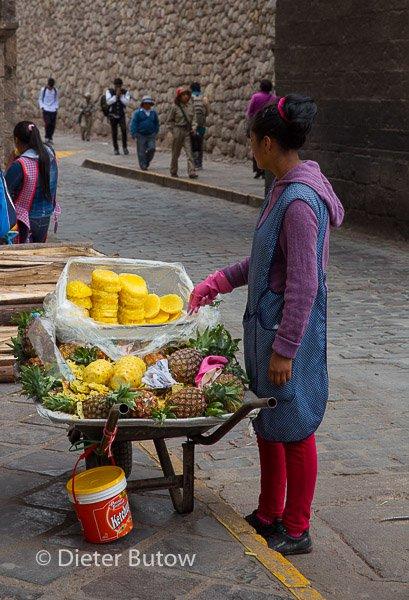 Peru Cusco and Saqsaywaman Ruins-17