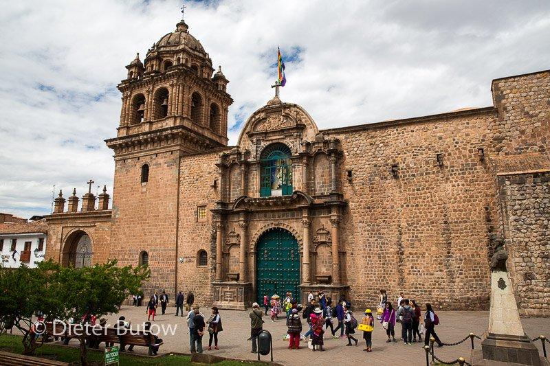 Peru Cusco and Saqsaywaman Ruins-19