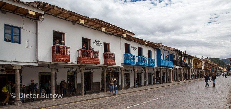 Peru Cusco and Saqsaywaman Ruins-21