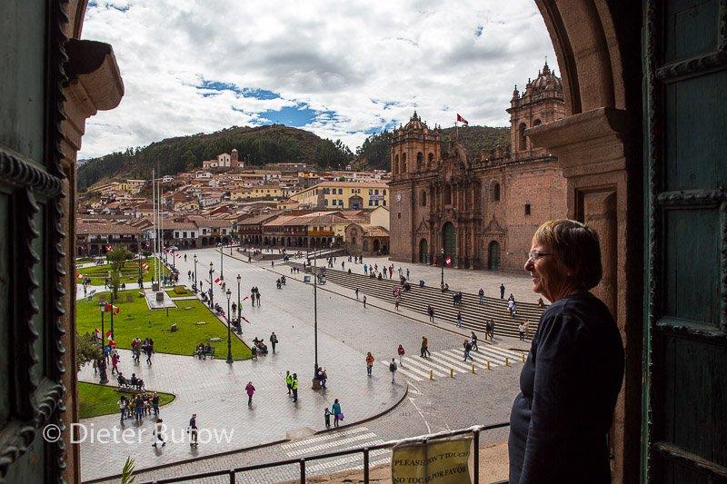 Peru Cusco and Saqsaywaman Ruins-23