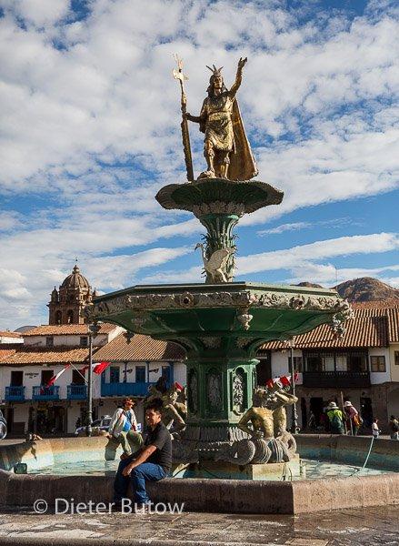Peru Cusco and Saqsaywaman Ruins-26