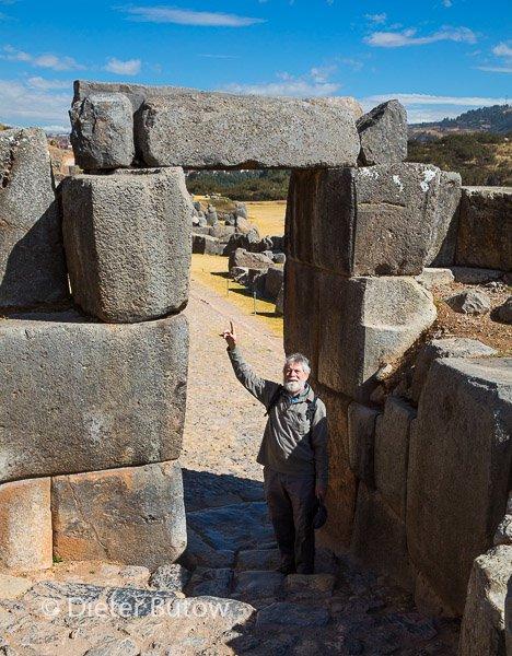 Peru Cusco and Saqsaywaman Ruins-7