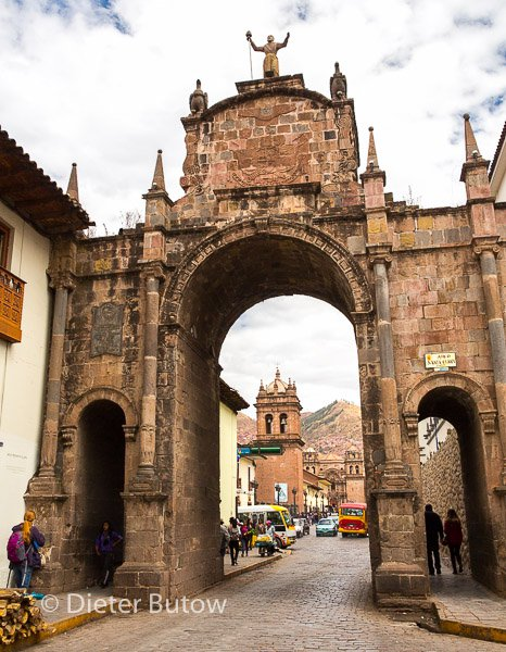 Peru Cusco and Saqsaywaman Ruins-8