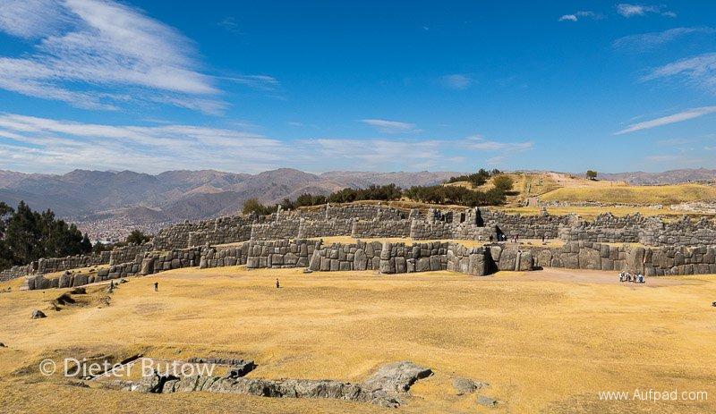 Peru Cusco and Saqsaywaman Ruins-2