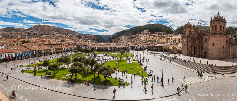 Peru Cusco and Saqsaywaman Ruins-24
