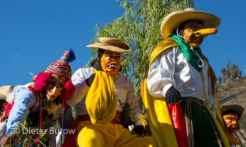 Peru -Paucartambo Festival Virgen del Carmen-20