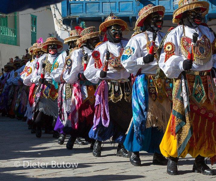 Peru -Paucartambo Festival Virgen del Carmen-21
