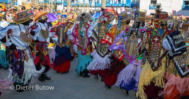 Peru -Paucartambo Festival Virgen del Carmen-24