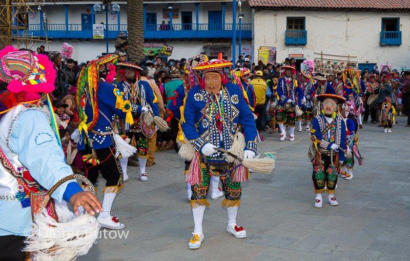 Peru -Paucartambo Festival Virgen del Carmen-30