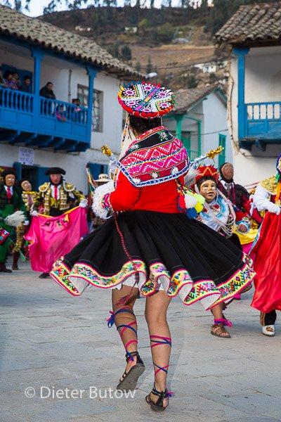 Peru -Paucartambo Festival Virgen del Carmen-32